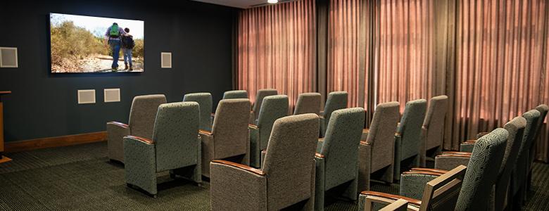 Movie Theater Rooms | Aufderworld - Minneapolis, MN